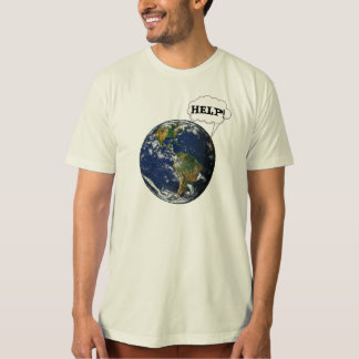 HELP! Save the World T-Shirt