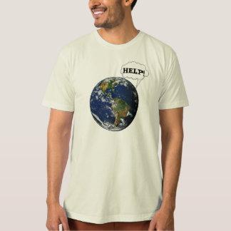 HELP! Save the World Tshirts