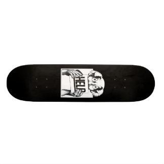 Help Skateboard Deck