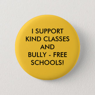 HELP STOP SCHOOL BULLYING! 2 INCH ROUND BUTTON