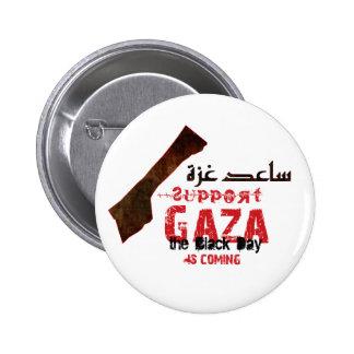 Help & support Gaza 2 Inch Round Button