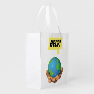 Help the Earth Grocery Bags