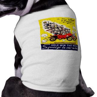 Help Win the War - Carpool Dog Shirt