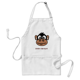 Helper Monkey apron