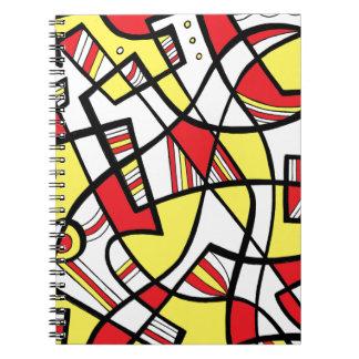 Helpful Creative Fair-Minded Imagine Note Books