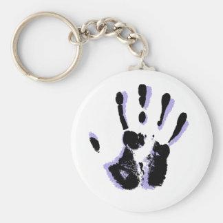 Helping Hand Keychan Keychain