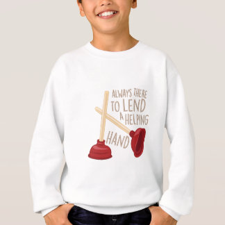 Helping Hand Sweatshirt