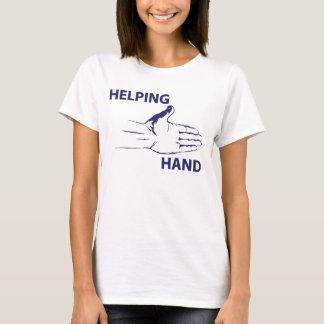 Helping hand. T-Shirt
