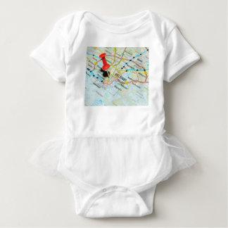 Helsinki, Finland Baby Bodysuit