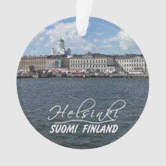HELSINKI Finland custom ornaments