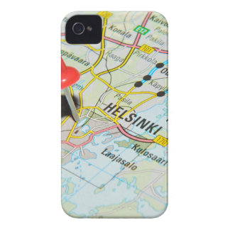 Helsinki, Finland iPhone 4 Case-Mate Case