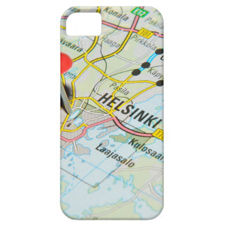 Helsinki, Finland iPhone 5 Cover