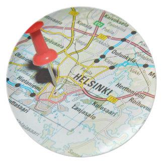 Helsinki, Finland Plate