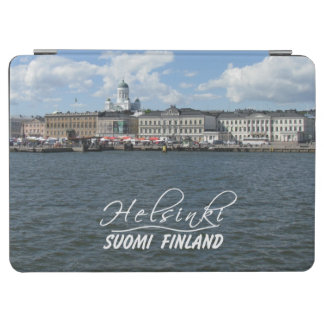 Helsinki Harbor device covers iPad Air Cover