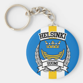 Helsinki Keychain