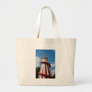 Helter Skelter Large Tote Bag