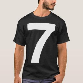 Helvetica Seven for Darks T-Shirt