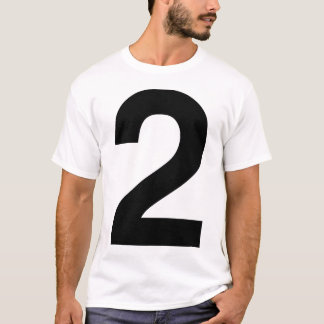 Helvetica Two T-Shirt