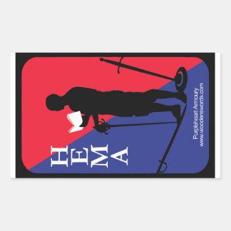 HEMAist decal Sticker