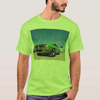 Hemi 'cuda muscle car shirt