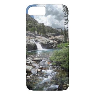 Hemlock Crossing Waterfall - Sierra iPhone 8/7 Case