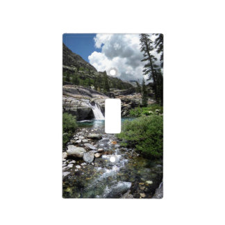 Hemlock Crossing Waterfall - Sierra Light Switch Cover