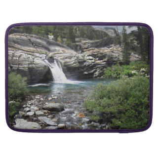 Hemlock Crossing Waterfall - Sierra Sleeve For MacBook Pro