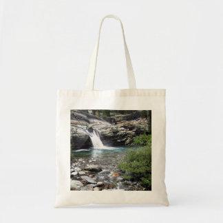 Hemlock Crossing Waterfall - Sierra Tote Bag