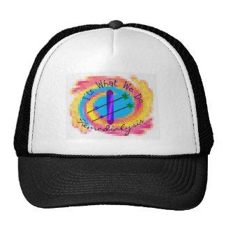 "Hemodialysis ""It's What We Do"" Dialysis Nurse Gift Trucker Hat"