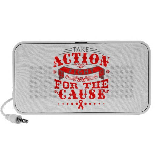 Hemophilia Take Action Fight For The Cause Mp3 Speaker