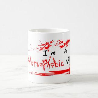 Hemophobic Vampire cup