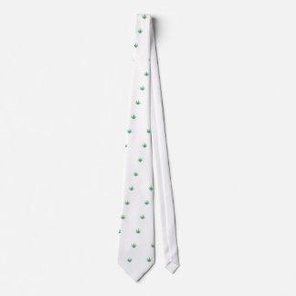 Hemp sheet tie