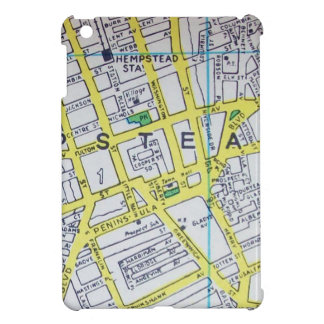 Hempstead, NY Vintage Map Case For The iPad Mini
