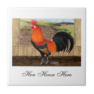 Hen House Hero Tile