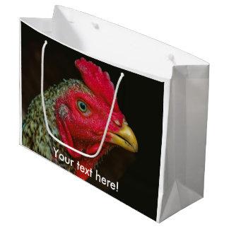 Hen Large Gift Bag