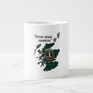 Henderson Clan Badge Jumbo Mug
