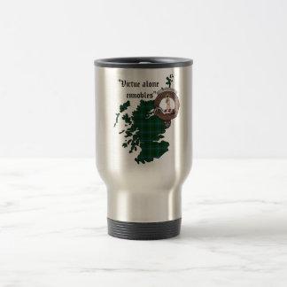 Henderson Clan Badge Travel Mug
