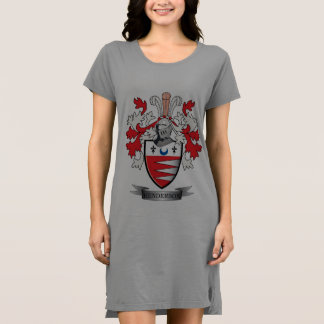 Henderson Family Crest Coat of Arms Dress