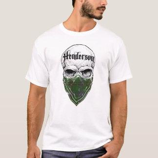 Henderson Tartan Bandit T-Shirt