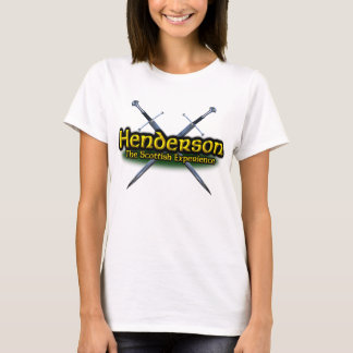 Henderson The Scottish Experience Clan T-Shirt
