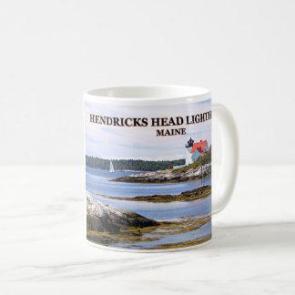 Hendricks Head Lighthouse, Maine Mug