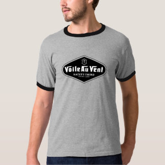Henley T-shirt : wind in the sails