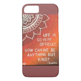 Henna Buddah I Phone 6 Phone case