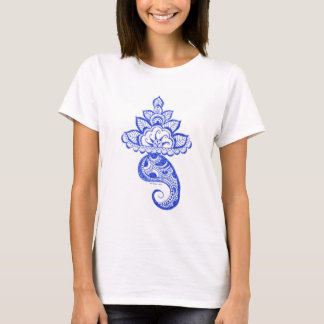 henna inspired tshirt