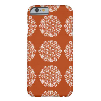 Henna Mandala Barely There iPhone 6 Case