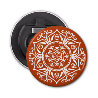 Henna Mandala Bottle Opener