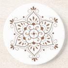 Henna Mandala Coster Coaster