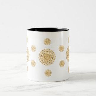 Henna Mandala mug
