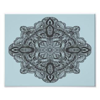 Henna Mandala Photo Art