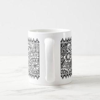 Henna Mug